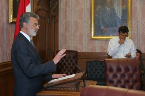 Mayor Jackson asks for  the public to respect the privacy of the Seymour Avenue survivors