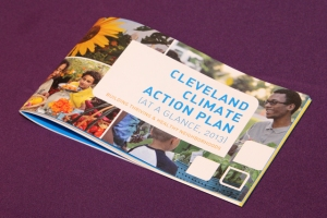 City of Cleveland launches climate action plan