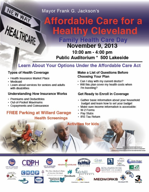 Affordable Care for a Healthy Cleveland