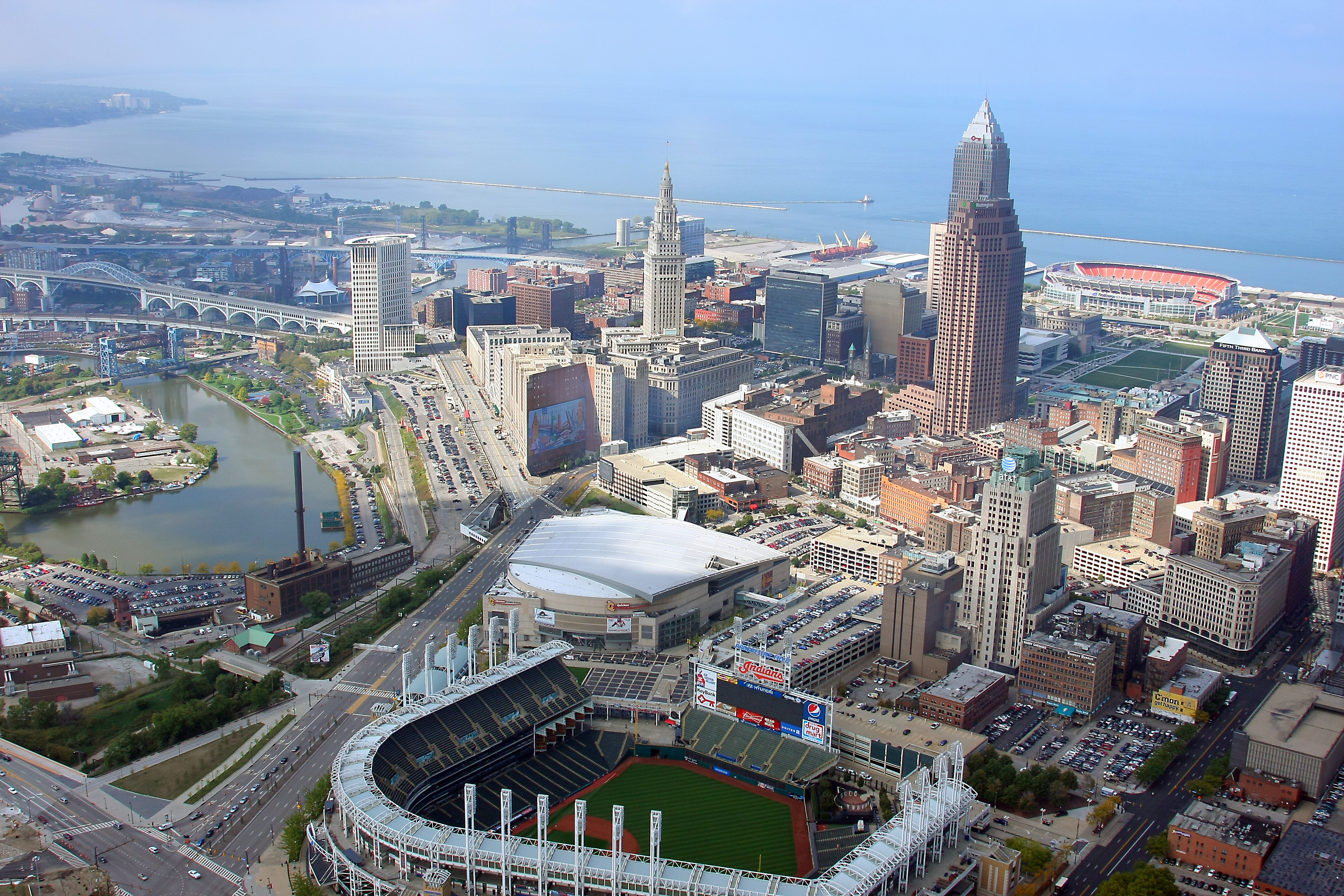Cleveland Indians Home Opener Cavaliers Home Game