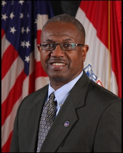 Ricky D. Smith, Director of Port Control