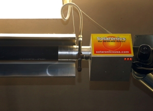 Solaronics, Gas Infrared Tube Heater