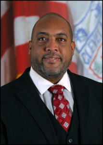Executive Director of the Community Relations Board, Blaine Griffin