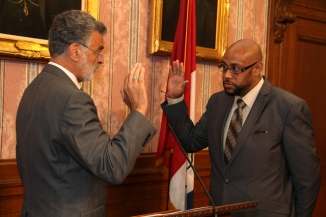 Frank Williams, Interim Commissioner of the Division of Streets