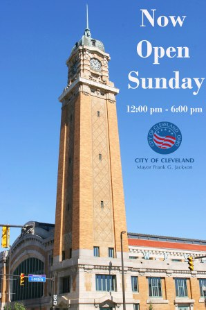 WSM Open on Sundays