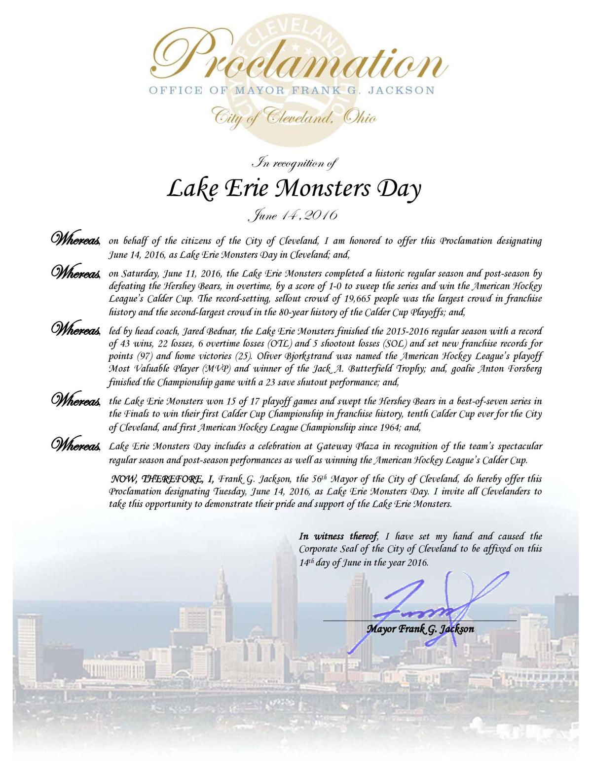 Lake Erie Monsters Day - 2016 Calder Cup Championship Proclamation-page-001