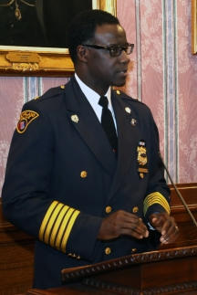 Chief Williams Remarks